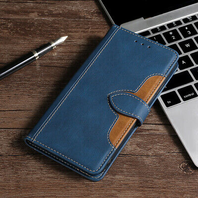 AU11.35 • Buy For SONY Xperia-XZ2 Slim Magnetic Flip PU Leather Wallet Case Cover