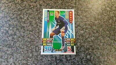 £3.95 • Buy Match Attax 2015/16 Pro 11 Joe Hart (man City) P14 Mint