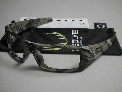 AU123.15 • Buy Authentic Oakley SI Gascan Desolve Bare Sunglasses Frame & Bag Only OO9014-12