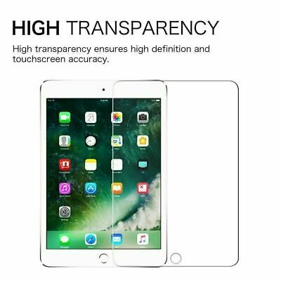 AU9.99 • Buy 2 Ozi Tempered Glass Screen Protector For IPad 5th 6th 7th 8th Gen 9.7 10.2