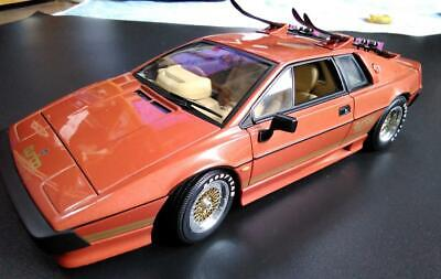 $ CDN347.67 • Buy 1/18 Lotus Esprit Turbo For Your Eyes Only