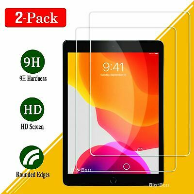 AU9.99 • Buy 2x Ozi Tempered Glass Screen Protector For IPad 7th 8th Gen 10.2  6th 9.7 Nonoem