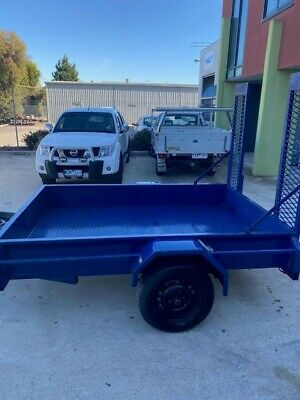AU2000 • Buy 8 X 5 Trailer With Ramps