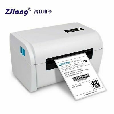 AU41.53 • Buy New Shipping Label USB Bluetooth, Thermal Printer  No Reserve