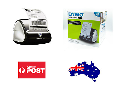 AU279.95 • Buy NEW 2020 DYMO LabelWriter 4XL Thermal Barcode Shipping Label Printer - SPECIAL