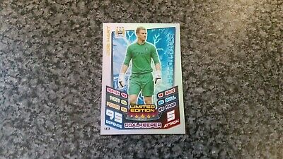 £1.75 • Buy Match Attax Extra 2012/13 Le3 Joe Hart (man City) Limited Edition Mint