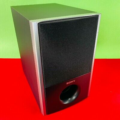 £29.99 • Buy SONY SS-WS80 SUBWOOFER Home Cinema Hi Fi Audio Passive   Tested Working