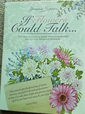 £6 • Buy Joanna Sheen If Flowers Could Talk CD ROM