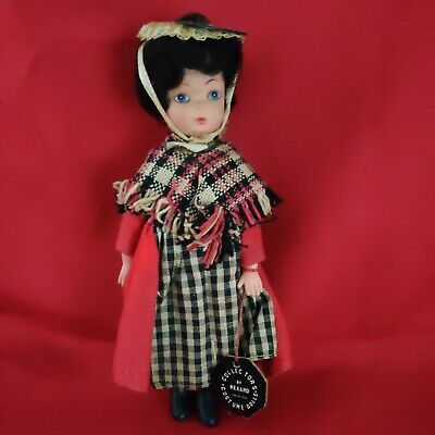 £6.99 • Buy Rexard Miss Wales Vintage Costume Doll - See Details