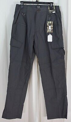 $ CDN48.37 • Buy CQR Men's Tactical Water Repellent Ripstop Cargo Pants Stone Tag Size 32W 32L