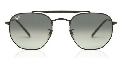 AU85 • Buy Ray-Ban RB3648 The Marshal Sunglasses, Black/Grey 002/71, Size: 54-21-145