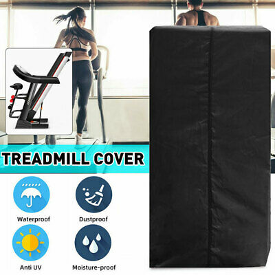 AU37.99 • Buy Folding Treadmill Cover Running Machine Waterproof Jogging Exercise Dust Covers