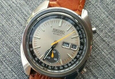 $ CDN249.64 • Buy Vintage Seiko Chronograph 6139-6012 Automatic