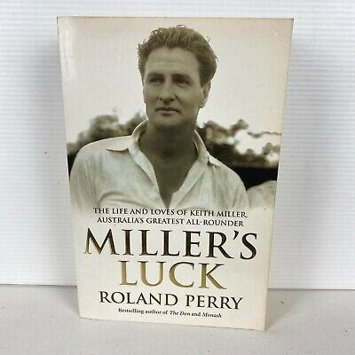 AU31.95 • Buy Miller?s Luck By Roland Perry Large Paperback Book - Very Good Condition