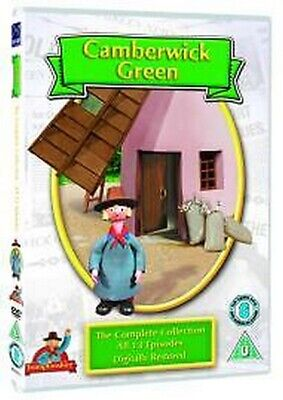 £5 • Buy 113  DVD Camberwick Green The Complete Collection