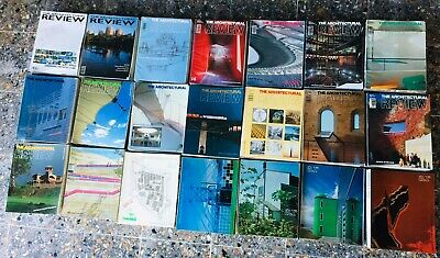 £1500 • Buy Architectural Review Magazine - Job Lot Of 361 Issues - Jan 1979 To Dec 2010