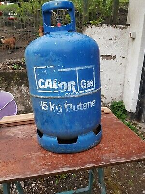 15kg CALOR GAS BUTANE BOTTLE EMPTY • 10£