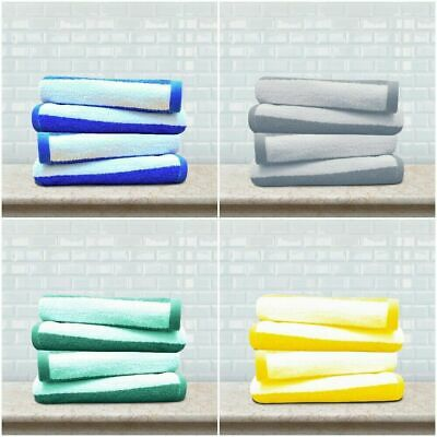 £9.50 • Buy Oversized Beach Towels Ringspun Cotton Double Yarn Strength Perfect Striped Pool