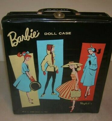 $ CDN1.20 • Buy Vintage 1960's Barbie Doll Case By Mattel