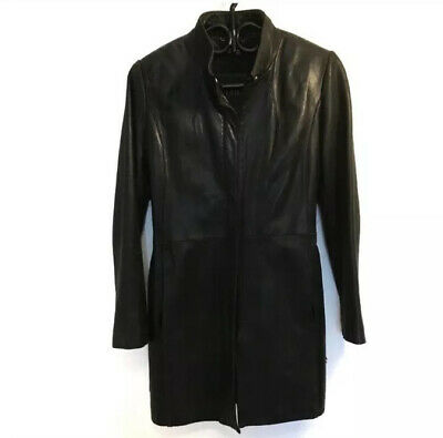 $ CDN75 • Buy Danier Vintage Classic Fit Leather Jacket Size Small