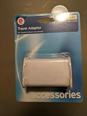 AU1.79 • Buy Homebase Travel Plug Adapter