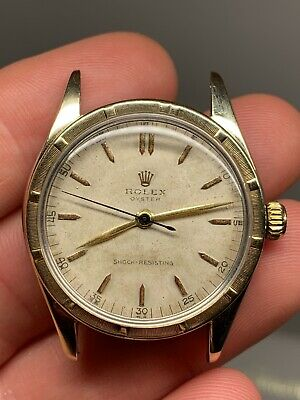$ CDN894.81 • Buy Rolex Vintage Reference 4444 Watch Refinished Dial