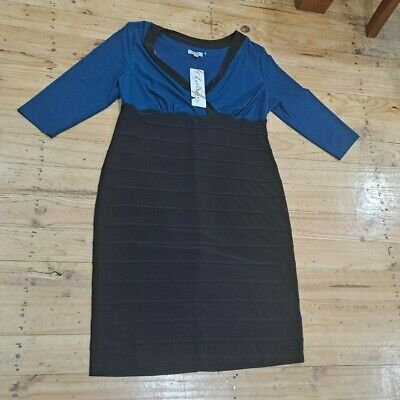 AU34.95 • Buy Womens Autograph Stretch Dress Size 14 *BNWT*
