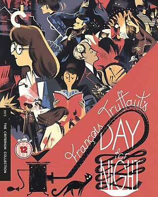 £14.40 • Buy Day For Night [Criterion] [2016] (Blu-ray) François Truffaut, Jacqueline Bisset