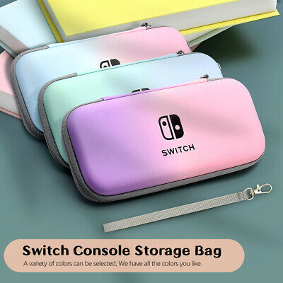 AU14.99 • Buy Hard Case Protection Travel Carrying Pouch Bag For Nintendo Switch Console