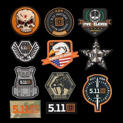 $19.49 • Buy Military Patches CrossFit GAMES2020 Viking 511 Tactical Armband DIY Badge Embroi