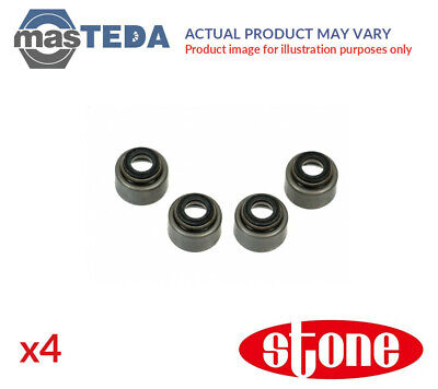 AU23.56 • Buy 4x STONE VALVE STEM SEAL SET JF-36418 L NEW OE REPLACEMENT