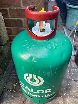 13Kg Calor Patio Gas Propane Cylinder Bottle BBQ Heater - Full & Sealed Essex • 25£