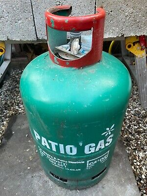 13Kg Calor Patio Gas Propane Cylinder Bottle BBQ Heater - Empty - Essex • 10£