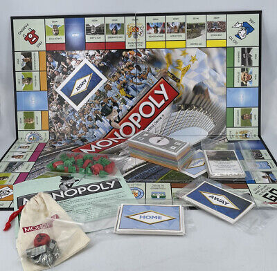 £18 • Buy Monopoly Manchester City Football Club Edition Free Postage!!