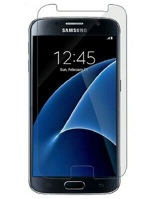 $ CDN5.51 • Buy For SAMSUNG GALAXY S7 FULL COVER TEMPERED GLASS SCREEN PROTECTOR GENUINE GUARD