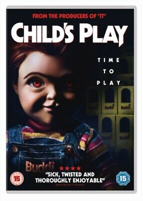 £6.42 • Buy Child's Play DVD NEW & SEALED
