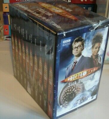 All New Doctor Who Collection BBC 10 BOOK SET-New • 11.99£