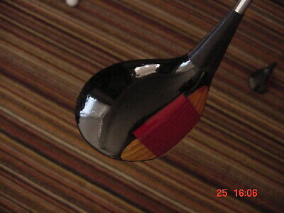 AU42.08 • Buy PING 7 Wood Black Dot Very Nice Condition