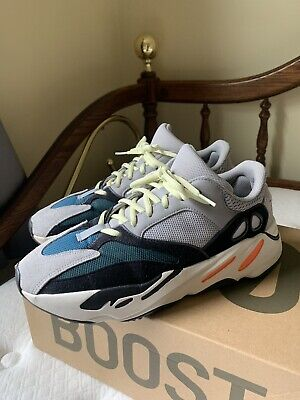 $ CDN459.50 • Buy Adidas Yeezy Boost 700 Wave Runner Pre Owned Size 10 US