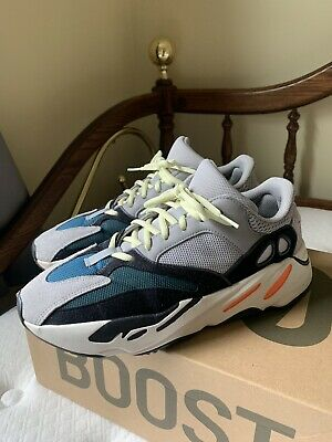 $ CDN485.26 • Buy Adidas Yeezy Boost 700 Wave Runner Pre Owned Size 10 US