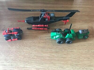 $ CDN12.12 • Buy Gi Joe Cobra Lot Fang Ferret Weapons Transport Lot Lego Kreo Kre-o