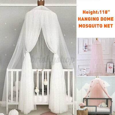 £18.31 • Buy 7 Layers Kids Baby Girls Bed Canopy Tent Curtain Mosquito Bedding  Dome Tent Bed