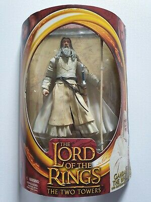 £9.99 • Buy Gandalf The White - Two Towers: Lord Of The Rings Action Figure - NEW