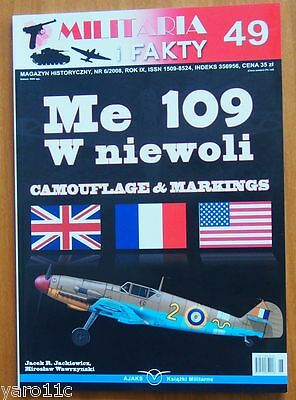 £5.69 • Buy *Me-109 In Foreign Service - Camouflage & Markings - MiF