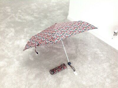 New Cath Kidston Ditsy Floral Umbrella With Tags   BNWT • 24.99£