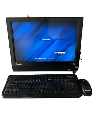 $350 • Buy Mechanic COMPUTER Lenovo THINKCENTRE All In One Mechanic Shop Computer