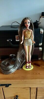 Stunning Unique Barbie My Scene OOAK Doll Re-rooted Hair My Scene Clothes • 19.99£