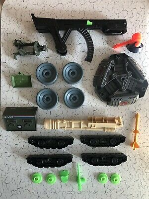 $ CDN12 • Buy Vintage GI Joe Vehicle Parts Lot