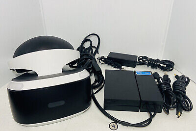 AU255.05 • Buy Sony PlayStation VR (PSVR) PS4 Headset Bundle