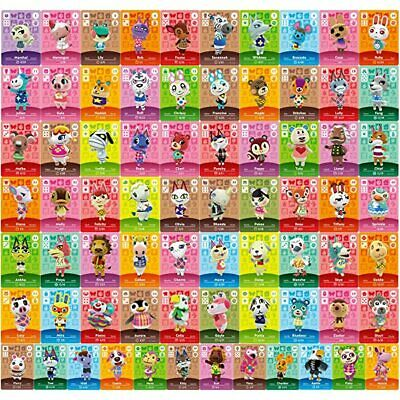 AU3 • Buy Animal Crossing Amiibo Cards Series 1 Official New Horizons